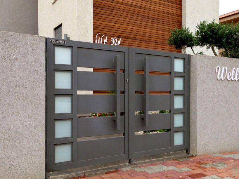 aluminium-gates